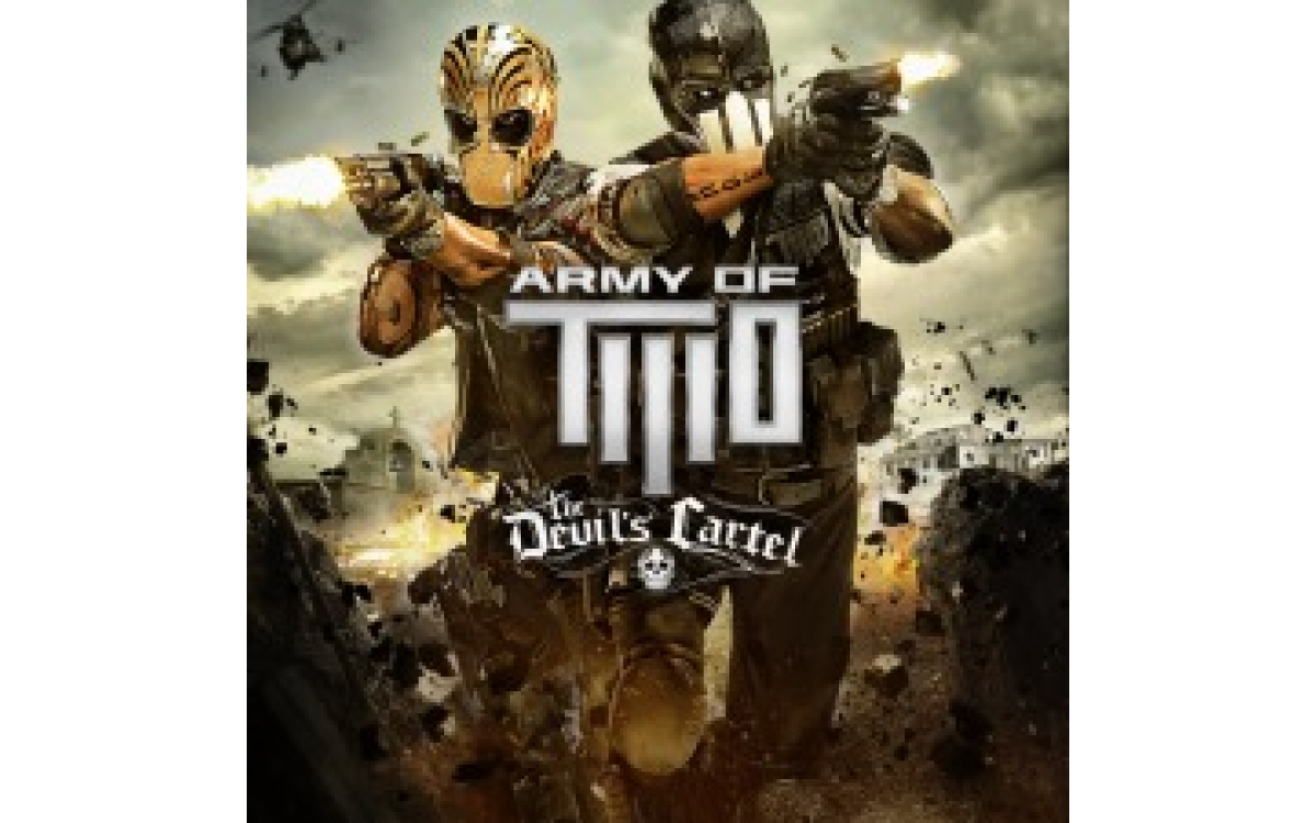 Army of TWO The Devil Cartel+C..