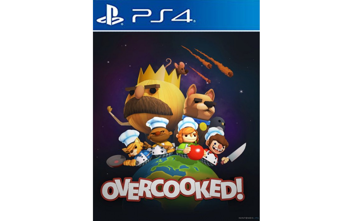 Overcooked PS4 EU