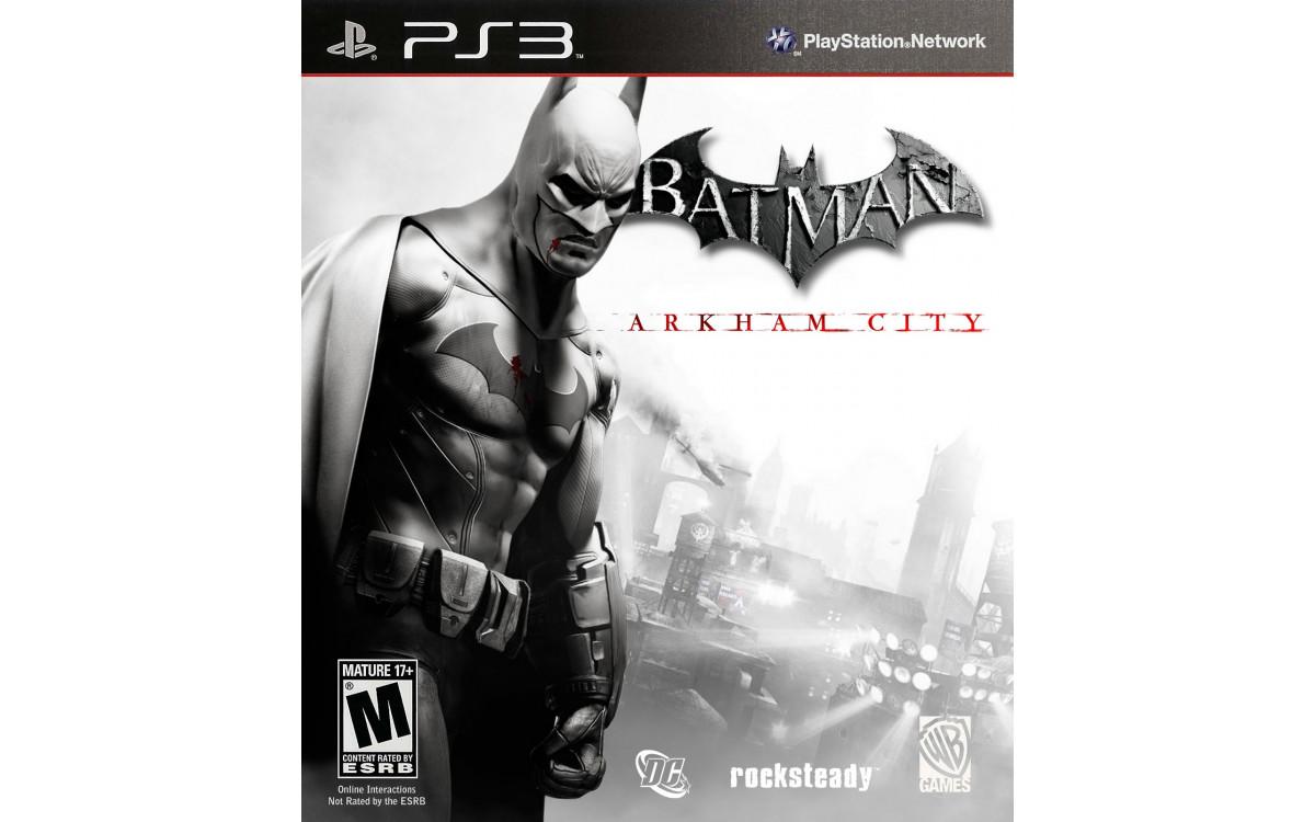 Batman Arkham City+FIFA 17+PES..