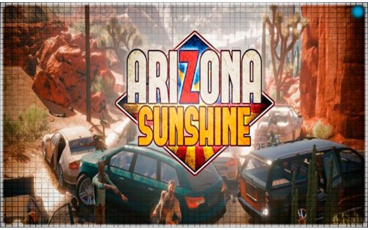 П3 - (VR) Arizona Sunshine (PS..