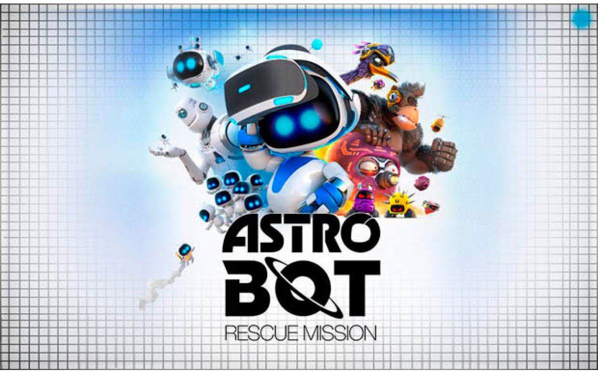 (VR) ASTRO BOT (PS4/PS5/RU) (А..