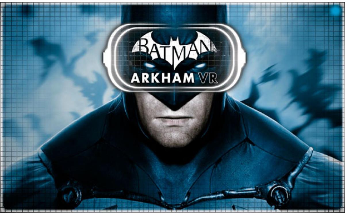 (VR) Batman: Arkham VR (PS4/PS..