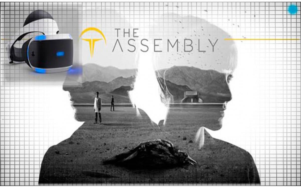 П3 - (VR) Assembly (PS4/RU) Ак..