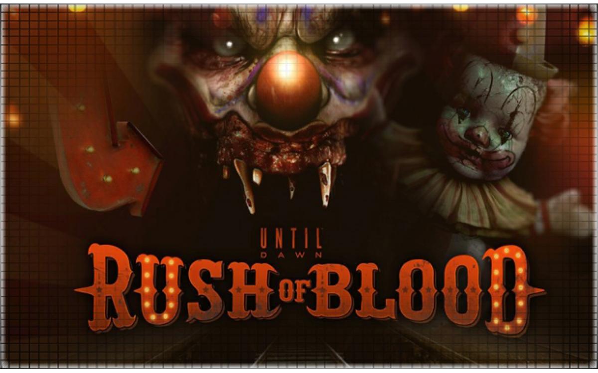 (VR) Until Dawn: Rush of Blood..