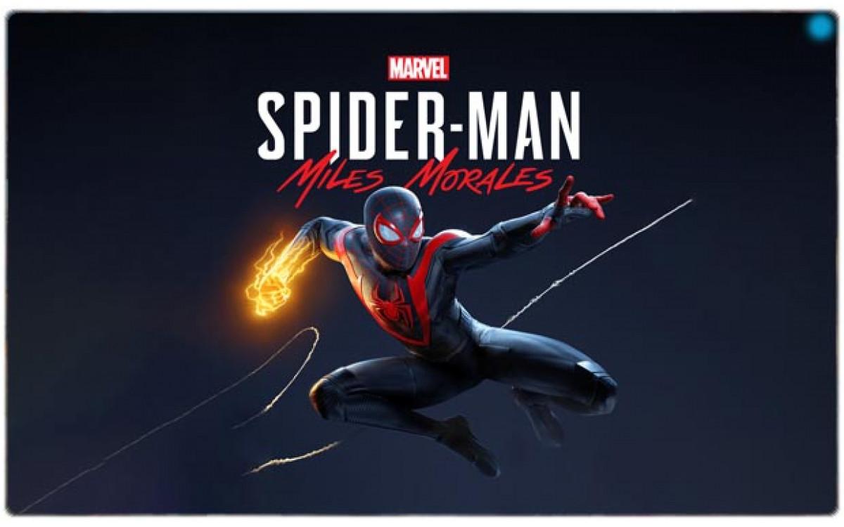 Spider Man: Miles Morales (PS4..