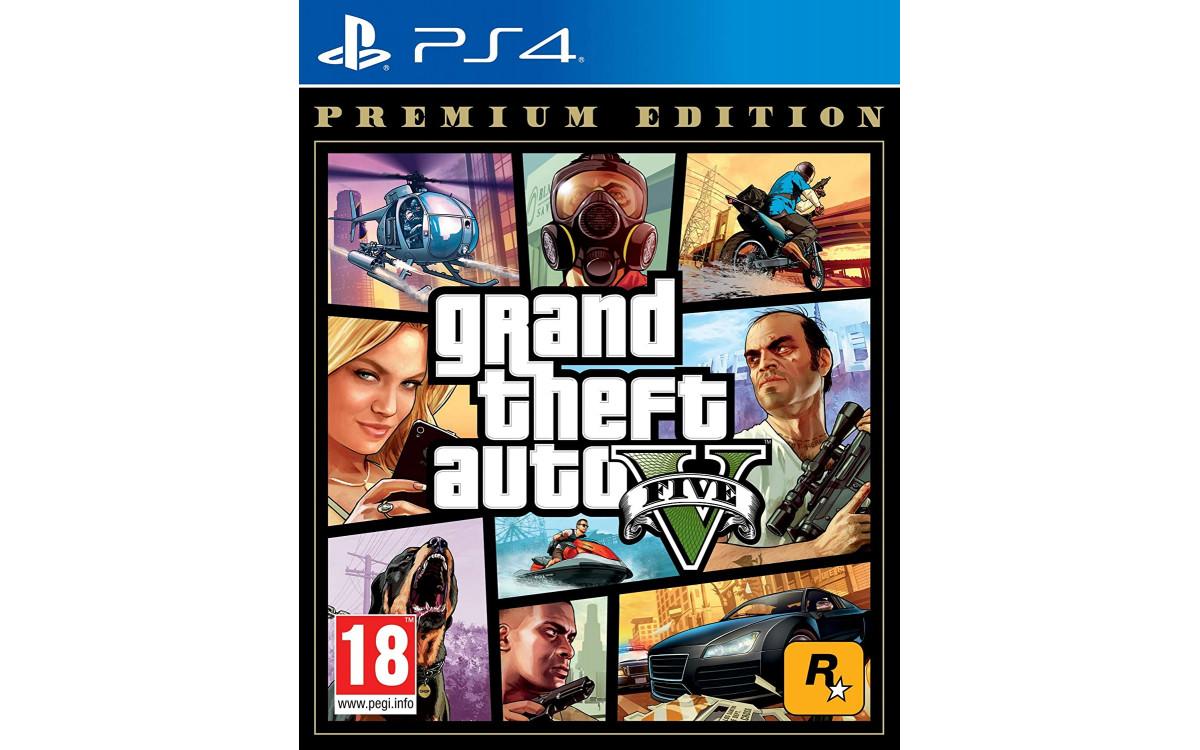 Grand Theft Auto V: Premium Ed..