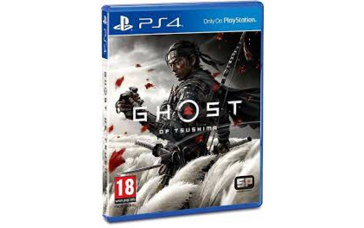 Ghost of Tsushima+Need for Spe..